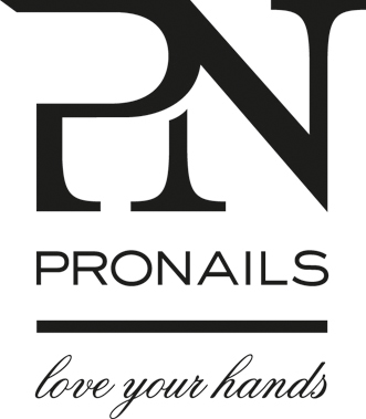 pronails logo black